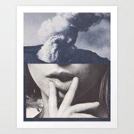 SEETHE Art Print