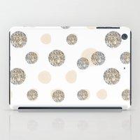 POIS CHIC WHITE iPad Case