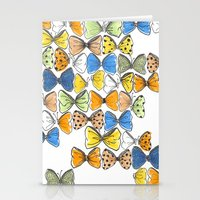 More Bows & Butterflies Stationery Cards