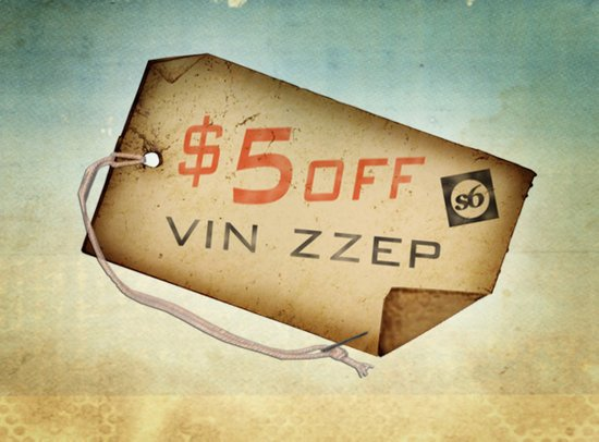 $5 off vin zzep Canvas Print