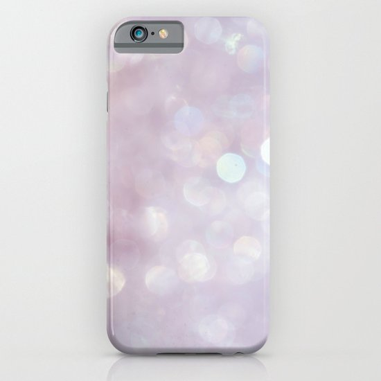 Bokeh Series - English Lavender iPhone & iPod Case