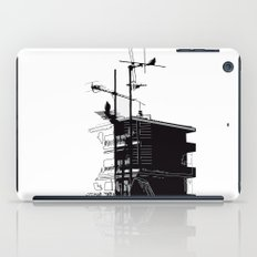 French rooftops iPad Case