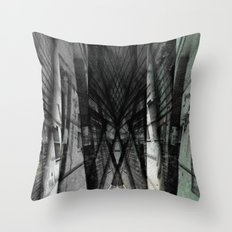 Incongruous like aspiring via acts of desperation. [B] Throw Pillow