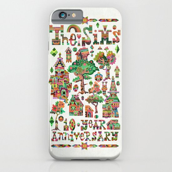 Crystal Hamlet iPhone & iPod Case