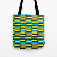 Cinetism And Visual Effe… Tote Bag