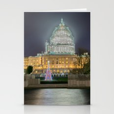 Christmas In The Distric… Stationery Cards