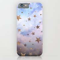 Cloudy Stars iPhone 6 Slim Case
