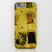 iPhone & iPod Case featuring Urban Gold  by Elizabeth Seward