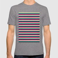 CMYK Mens Fitted Tee Tri-Grey SMALL