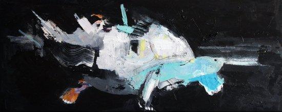"""Turtle Power"" Art Print"
