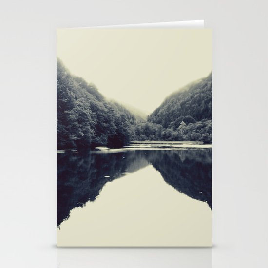 The Lake Stationery Card