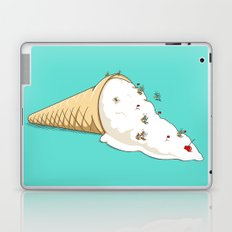 Ant Ski Laptop & iPad Skin