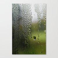 Upside Down Landscapes Canvas Print