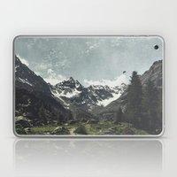 High Valley Alps Laptop & iPad Skin
