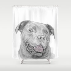 Murphy :: Forever Home Shower Curtain
