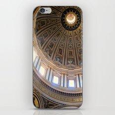 Don't Look Down. iPhone & iPod Skin