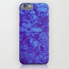 Pink & Purple Blossoms Slim Case iPhone 6s
