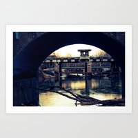 Passages  Art Print