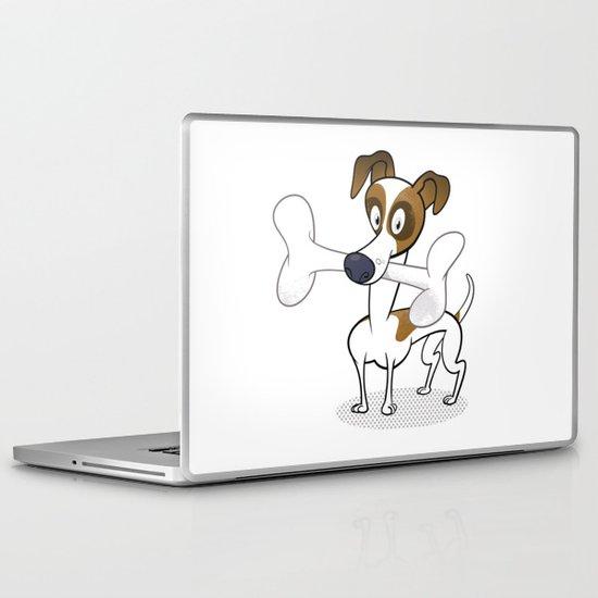 Jack Russell Laptop & iPad Skin