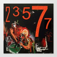 23577 Canvas Print