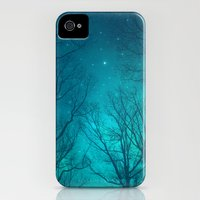 iPhone 4s & iPhone 4 Cases featuring Only In the Darkness  by soaring anchor designs