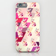 Bunny Pattern Slim Case iPhone 6s