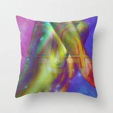S.B.M Alternate Throw Pillow
