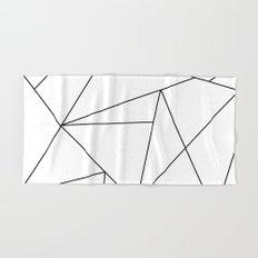 Origami Hand & Bath Towel