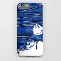 iPhone & iPod Case featuring The Lonely Sea by rollerpimp