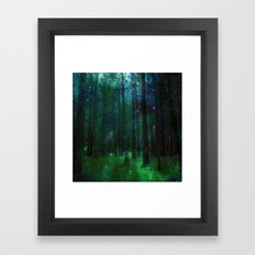 At Nightfall Framed Art Print
