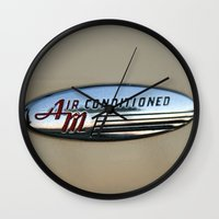 Air Conditioned Wall Clock