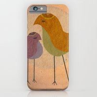 Two Birds, So Stoned iPhone 6 Slim Case