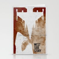 West Side Story Stationery Cards