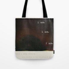 plath Tote Bag