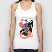 The Knight, Death, & the Devil Unisex Tank Top