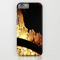 iPhone & iPod Case featuring vintage chandelier by helene smith photography