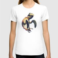 turtle T-shirts featuring Turtle by Anya McNaughton