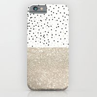 iPhone Cases featuring FIRST DATE NUDE  by Monika Strigel