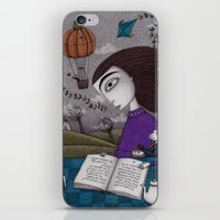 November Stories iPhone & iPod Skin