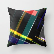 Line Pattern Throw Pillow