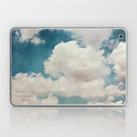 January Clouds Laptop & iPad Skin