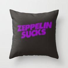 Rock & Roll Troll Throw Pillow