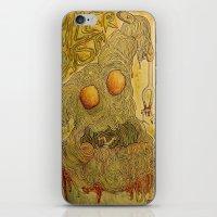 Killer Pasta iPhone & iPod Skin