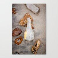 Dead Horse Bottle 4 Canvas Print