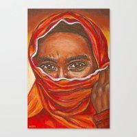 Islam Style! Canvas Print