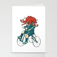Little Cthulhu Stationery Cards