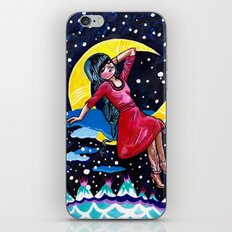 Selene's Moon Day Dreamzzz iPhone & iPod Skin