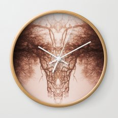 branches#02 Wall Clock