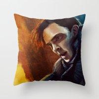 I am better... Throw Pillow