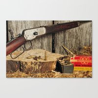 Winchester Model 53 Canvas Print